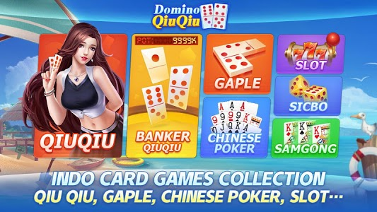 Download Domino 99 Gaple 2019 Qiu Qiu Kiu Kiu Poker 1 0 5 Apk Downloadapk Net