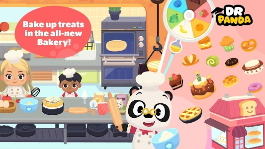 screenshot of Dr. Panda Town: Collection version Varies with device