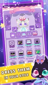 screenshot of Dream Cat Paradise version 2.1.3