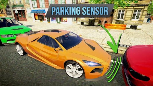 screenshot of Driver Simulator version Varies with device