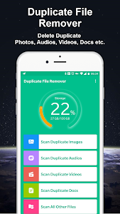 screenshot of Duplicate File Remover - Duplicate File Finder version 1.0.22
