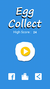 screenshot of Egg Collect version 1.0.5