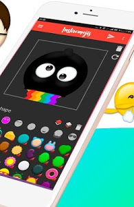 screenshot of Emoji Maker - Create your Photo Emojis & Stickers version 1.1.6.3