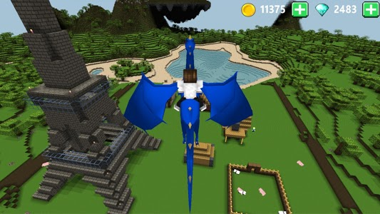 screenshot of Exploration Craft 3D version 141.0