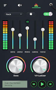 screenshot of Extra Volume Booster - loud sound speaker version 3.3.0