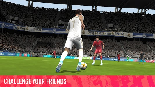 screenshot of FIFA Soccer version 13.1.06