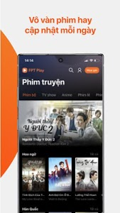 screenshot of FPT Play - TV Online version 4.6.2