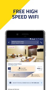 screenshot of FabHotels: Hotel Booking App, Best Budget Hotels version 3.1.6