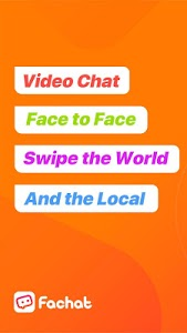 screenshot of Fachat: Video Chat with Strangers Online version 1.0.5232