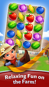 screenshot of FarmVille: Harvest Swap version 1.0.3490