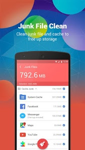screenshot of Fast Cleaner - Speed Booster & Cleaner version 1.3.4