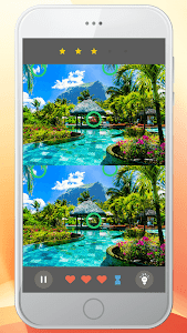 screenshot of Find the Differences 500 levels version 1.0.9