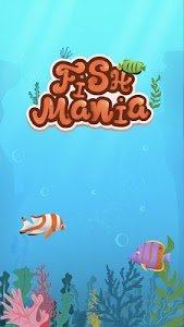 screenshot of Fish Mania version 1.2.0