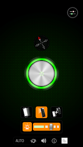 screenshot of Galaxy Flashlight version Varies with device