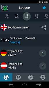 screenshot of Football Bet Analyser ⚽ Predictions, Tips and Odds version Varies with device