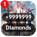 Download Free Diamonds for Free Fire 2019 free fire diamonds APK