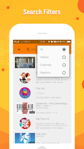 screenshot of FreeMusic for SoundCloud version 1.0.3