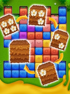 screenshot of Fruit Block - Puzzle Legend version 79