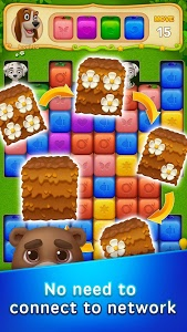screenshot of Fruit Block - Puzzle Legend version 63