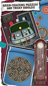 screenshot of Fun Escape Room Puzzles – Can You Escape 100 Doors version 1.05