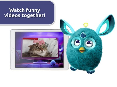 screenshot of Furby Connect World version Varies with device