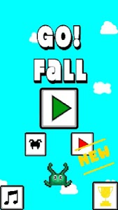 screenshot of GO! Fall version 1.2.4