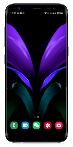 Download Galaxy Z Fold 2 Live Wallpaper 1 0 4 Apk Downloadapk Net
