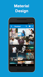 screenshot of Gallery - Photo Album & Image Editor version 1.1.0