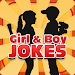 Girl And Boy Jokes