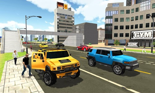 screenshot of Go To Town 2 version 2.3