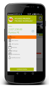 screenshot of Gol Syngenta version 1.3.4