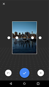 screenshot of Google Camera version Varies with device