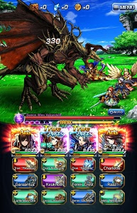 screenshot of Grand Summoners version 2.2.0