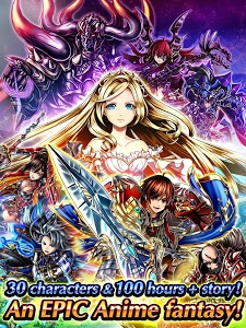 screenshot of Grand Summoners version 2.0.0