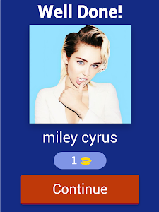 screenshot of Guess The Celebrity Quiz-Earn Real Cash version Varies with device