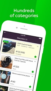 screenshot of Gumtree: Search, Buy & Sell version Varies with device