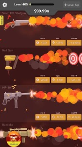 screenshot of Gun Idle version 1.4.4