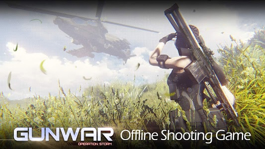 screenshot of Gun War: Shooting Games version 2.8.1