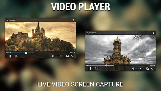 screenshot of HD video player -All format video player version 1.5