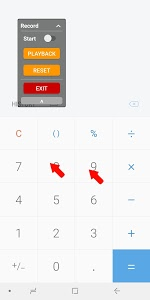 screenshot of HabiTap - Auto Clicker No Root Automatic Tapping version 2.3.01