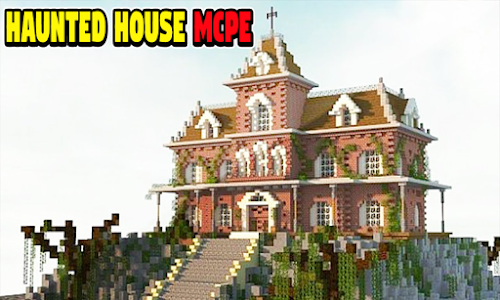 Download Haunted House For Minecraft Pe 1 8 Apk Downloadapk Net