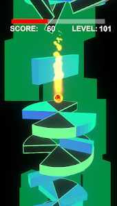 screenshot of Helix Royale Jump version 2