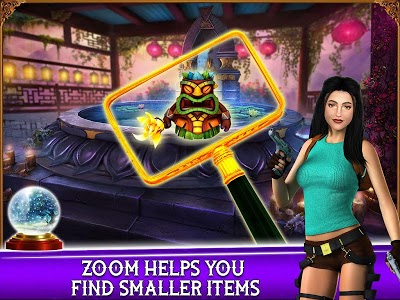 screenshot of Hidden Objects Game 100 Levels : Detective Fantasy version 1.1