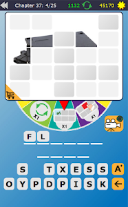 screenshot of Hidden Photo - Picture Word Puzzle version 4.1
