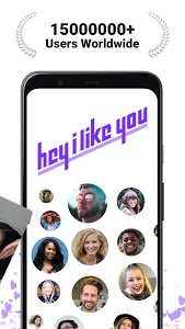 screenshot of Hily – Meet New People, Make Friends & Find Dates version 3.0.3.2