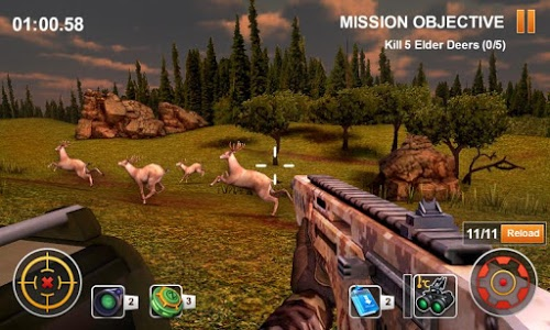 screenshot of Hunting Safari 3D version 1.4