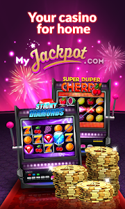 screenshot of MyJackpot – Vegas Slot Machines & Casino Games version 3.7.30