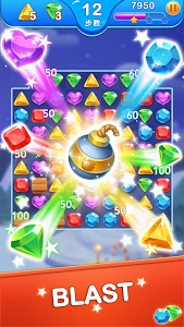 screenshot of Jewel Blast Dragon - Match 3 Puzzle version 1.11.12