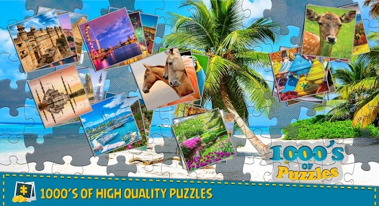 screenshot of Jigsaw Puzzle Crown - Classic Jigsaw Puzzles version 1.0.8.0