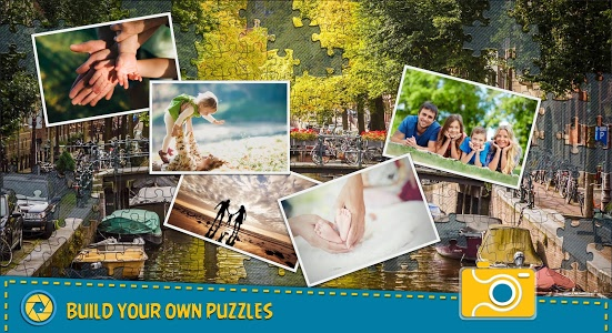 screenshot of Jigsaw Puzzle Crown - Classic Jigsaw Puzzles version 1.0.8.9